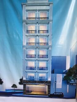 Khách sạn 215 Nguyễn Văn Thoại